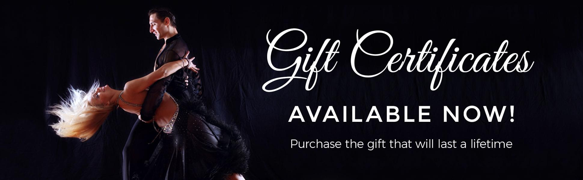 Commack Gift Certificates for Beginners and Couples
